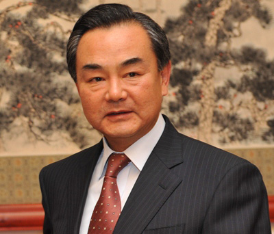Wang's trip to India is of great significance: China?