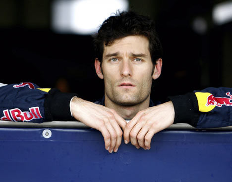 [F1] Mark Webber Fan Club Webber