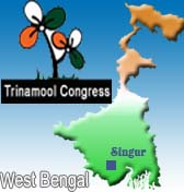 TMC wants 300 acres from Singur project area