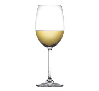 White wine can leave your teeth stained