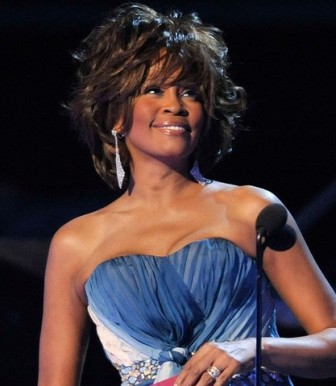 Whitney+Houston