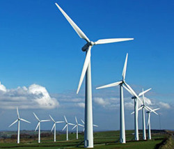 Budget deal extends tax credits for Wind energy industry