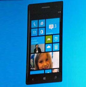 Handsets running Microsoft's Windows Phone 8 OS arrive into retail channel