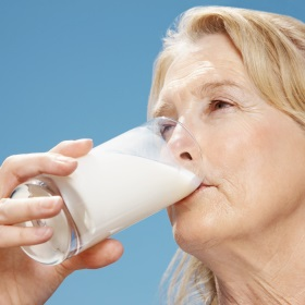 Drinking milk could be the solution for women