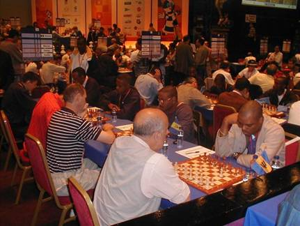 UAE makes a marvellous win at 2008 World Chess Olympiad