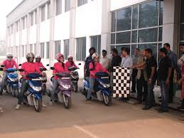 Yamaha launches India's first women's training program