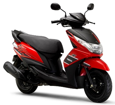 Yamaha launches Ray-Z model scooter in India