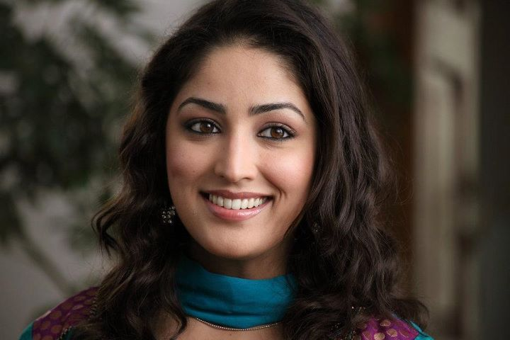 Mumbai  Jan 25  Yami Gautam  Yami Gautam In Vicky Donor In Saree