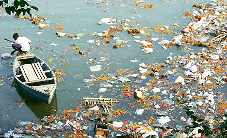 Yamuna's situation is pathetic: SC