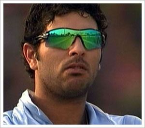 Yuvraj breaches security again, complaint sent