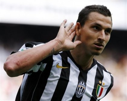 Ibrahimovic unaffordable for Juventus