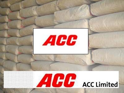 ACC Q1 Net Falls To Rs 392.88 Crore