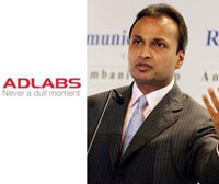 Anil Dhirubhai Ambani Group Indian entertainment firm Adlabs Films Ltd