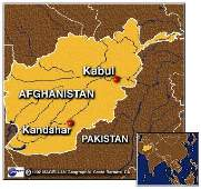 Five killed, 17 wounded in Kandahar suicide bomb attack