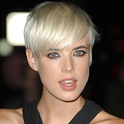 Short Haircuts Styles on Thick Hair Styles