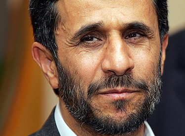 Ahmadinejad rejects nuclear talks with world powers