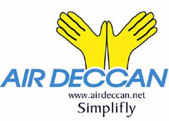 air deccan Note: air deccan was acquired by kingfisher airlines in the intermediate simplifly deccan livery in the intermediate simplifly deccan livery on short finals to runway 27 landing in to the sun ahead of the approaching squall.