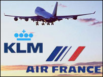 Air France-KLM foresees large operating loss for 2008-2009