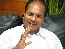 Source of leaking VK Singh's letter to PM must be punished, Antony