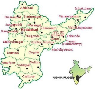andhra pradesh map with districts and mandals pdf