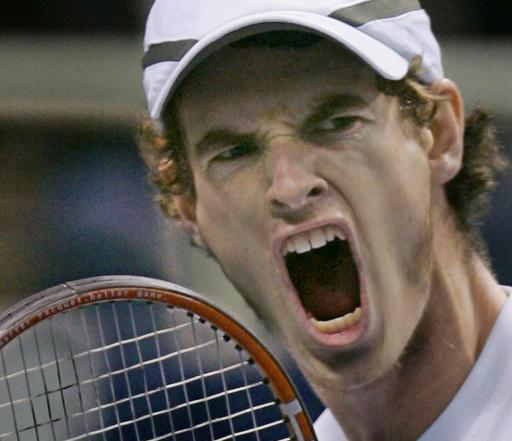Murray claims that he has rediscovered his winning habit