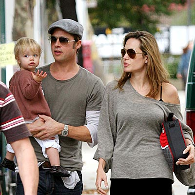 Brad Pitt planned to adopt another child during their recent visit