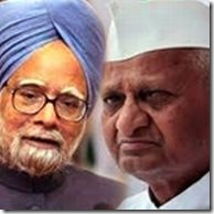 Government committed on strong Lokpal bill, PM tells Anna