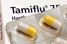 Dutch report first patient resistant to Tamiflu drug