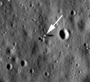 NASA releases new images of Apollo's moon landing site