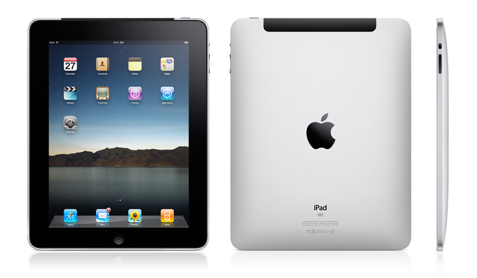 Shipping of first iPads started by Apple