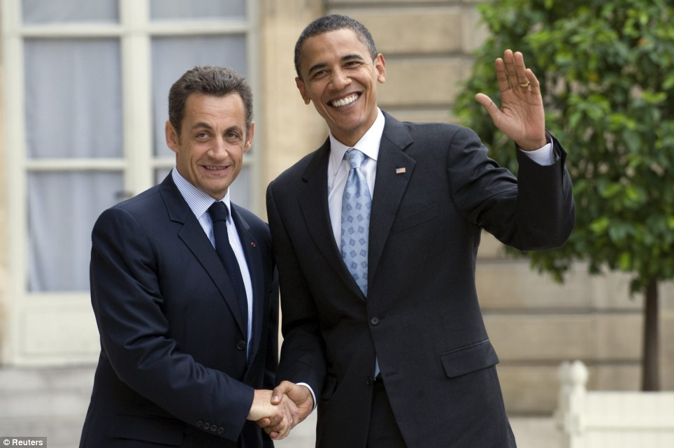 "Sarkozy: Obama ""not always at his best with decisions, efficiency"""