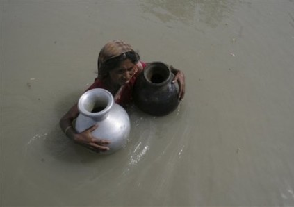 Floods continue to wreak havoc in Assam
