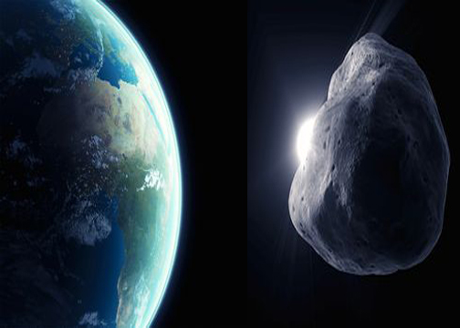 400 asteroid impacts may destroy `life on earth` between ...