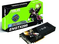 Asus Launches ENGTX285 & ENGTX295 Graphics Cards Series In India