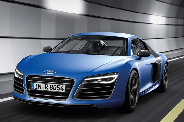 Audi planning to launch R8 V10 Plus in India on April 4