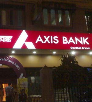 Axis Bank Long Term Buy Call