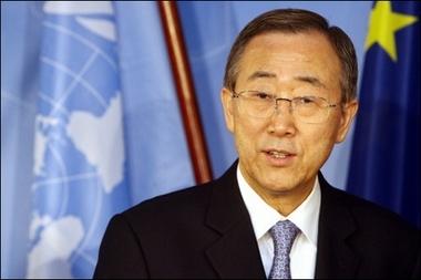 Ban demands Israel, Hamas stop fighting, heed UN resolution