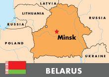 Belarus police raid home of anti-nuclear protestor