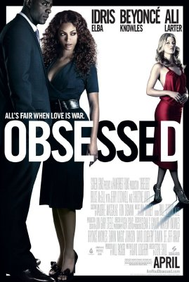Beyonce's 'Obsessed' top weekend box office