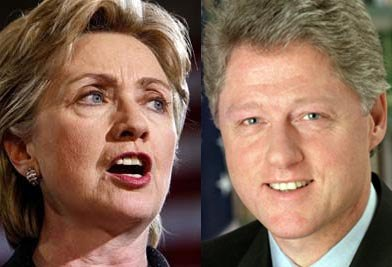 `Bill not secretary of state, I am,' says angry Hillary