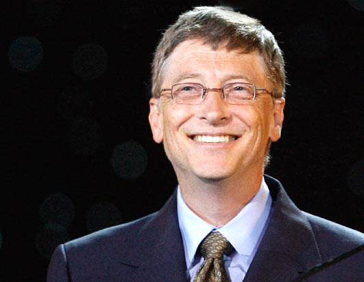 Gates regained his lost status in Forbes' list