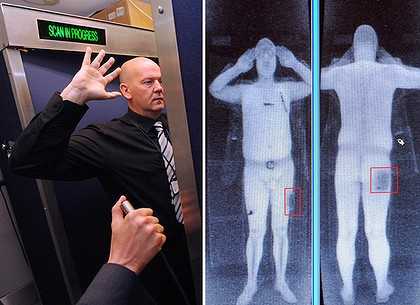 Netherlands to introduce full-body scanners at airports
