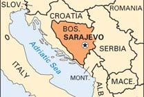 IMF and Bosnia negotiate 1-billion-euro arrangement