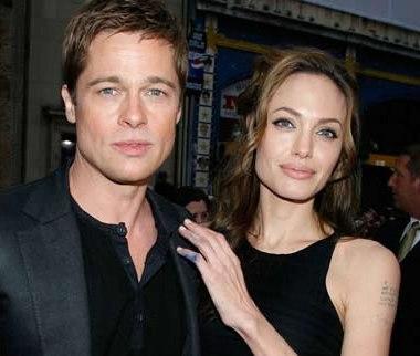 brad pitt and angelina jolie 2010. Brad Pitt, Angelina Jolie