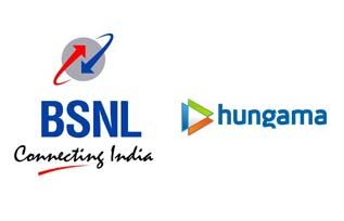 BSNL & Hungama Jointly Launch New Broadband Service