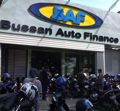 bussan finance bangalore