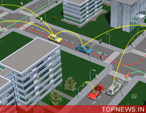 Soon, car-to-car communication network to avoid road accidents ...