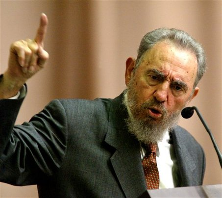 Castro accuses Brown of treating Obama with disdain