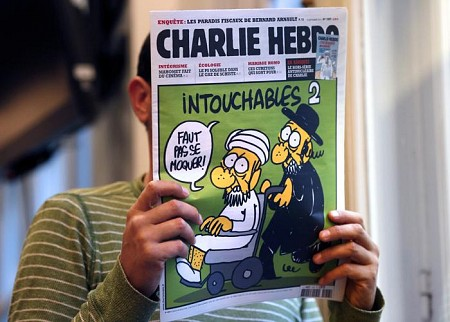 French government criticizes magazine for publishing Mohammad cartoons