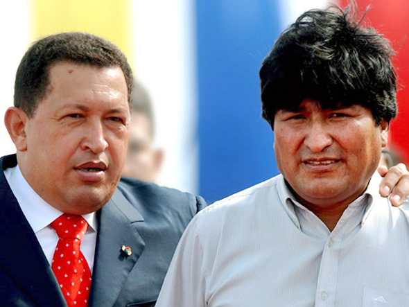 Evo Morales Photos Pictures
